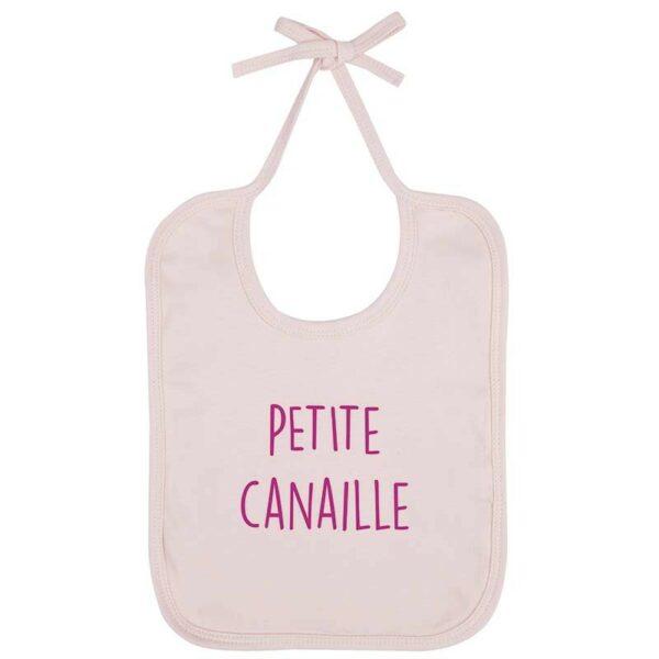 Bavoir Petite Canaille - Fille