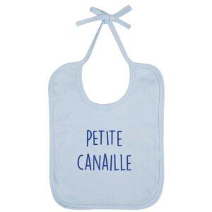 Bavoir Petite Canaille - Garçon