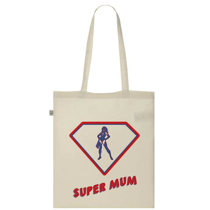 Tote Bag Super Mum