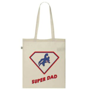 Tote Bag Super Dad