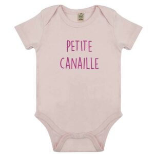 Body Petite Canaille - Fille