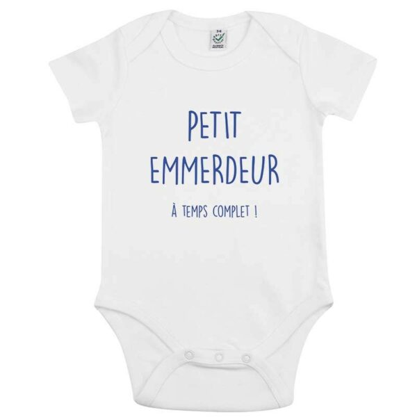 Body Petit Emmerdeur - Garçon
