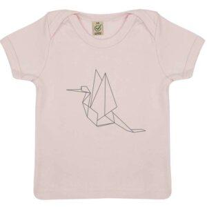 Tee-shirt Bébé Cigogne