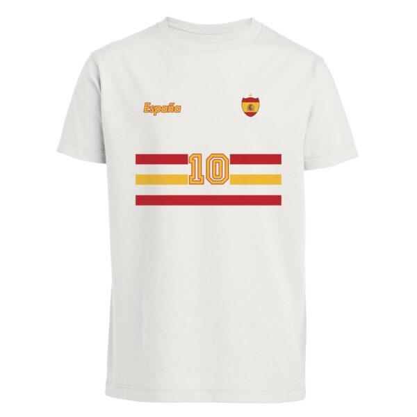 Tee-shirt Foot Enfant Espagne