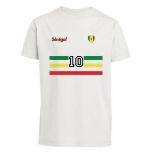 Tee-shirt Foot Enfant Sénégal