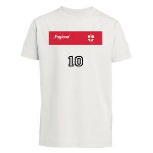 Tee-shirt Foot Enfant Angleterre