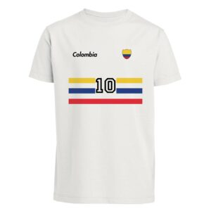 Tee-shirt Foot Enfant Colombie