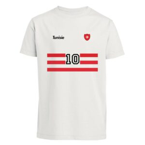 Tee-shirt Foot Enfant Tunisie