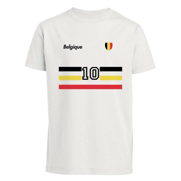 Tee-shirt Foot Enfant Belgique