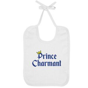 Bavoir Prince Charmant