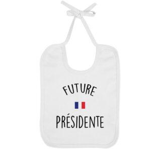 Bavoir Future Présidente