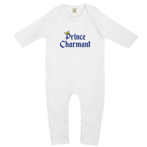 Grenouillere Prince Charmant