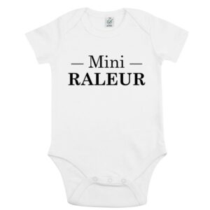 Body Mini Raleur