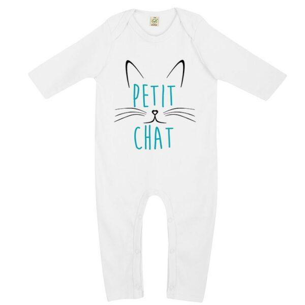 Grenouillère Petit Chat
