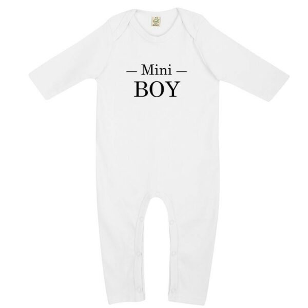 Grenouillere Mini Boy