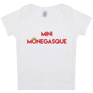 Tee-shirt Mini Monegasque