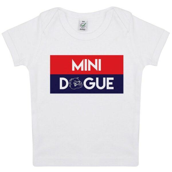 Tee-shirt Bébé Mini Dogue