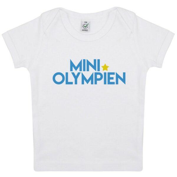 Tee-shirt Bébé Mini Olympien
