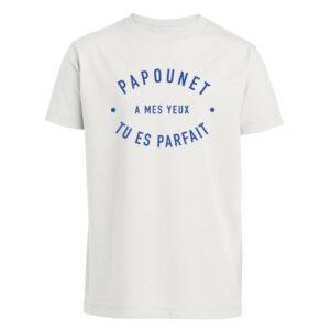 Tee-shirt enfant Papounet Parfait