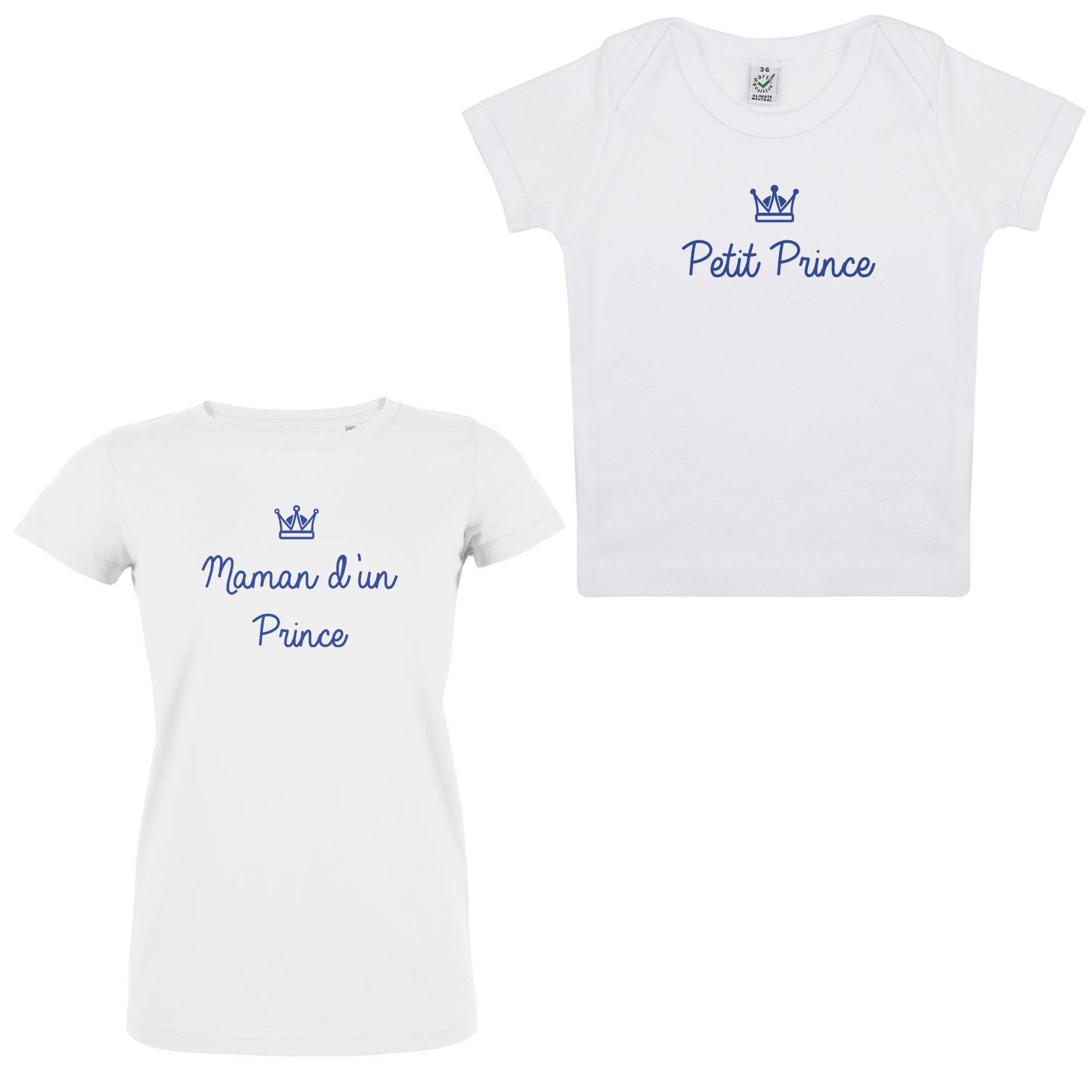 Coffret Tshirt Prince