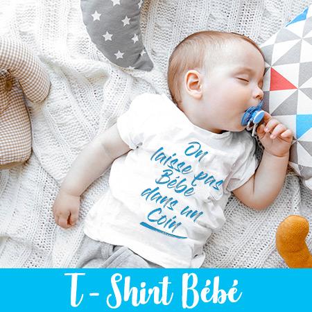 t shirt bébé