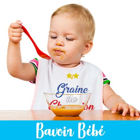 bavoir pour bébé
