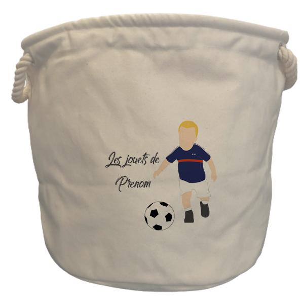 sac à jouets France garçon blond